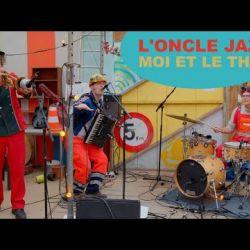 l'Oncle Jazz live at Show de Bxl